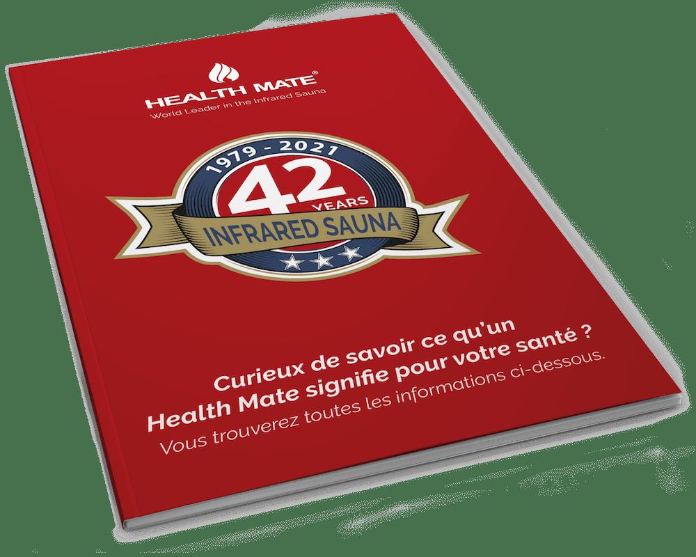 Brochure Health Mate Saunas